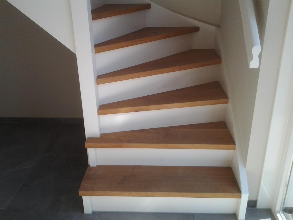 Trappen stb trappen for Dichte trap maken